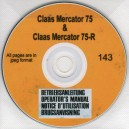 CLAAS MERCATOR 75 & 75-R OPERATORS MANUAL ON CD