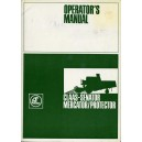 ORIGINAL CLAAS SENATOR MERCATOR & PROTECTOR OPERATORS MANUAL