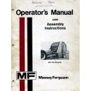 ORIGINAL MF 450 BALER OPERATORS & ASSEMBLY MANUAL