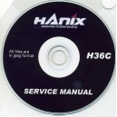 HANIX H36C SERVICE MANUAL ON CD