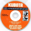 KUBOTA KVP-20, 30, 40, 20T, 30T, 40T, 20S PARTS MANUAL ON CD