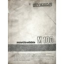 ORIGINAL LAVERDA M100 PARTS MANUAL